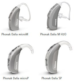 Phonak Dalia hearing aids