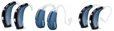 Phonak Exelia 2 hearing aids