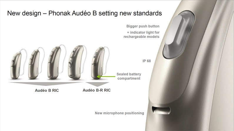 Phonak's New Rechargeable Hearing Aids are proving popular