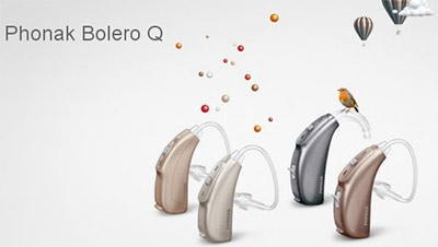 Phonak Bolero Q hearing aids