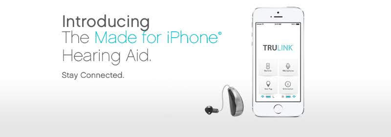 Made for iPhone hearing aids in Scotland
