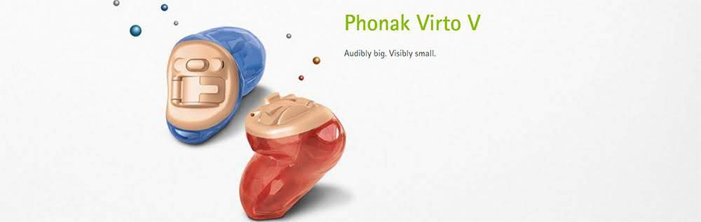 Phonak Virto V hearing aids in Scotland